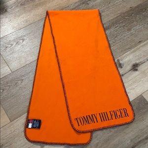 Tommy Hilfiger Fleece Scarf Vintage